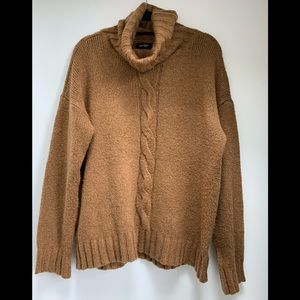 Lord and Taylor turtleneck sweater